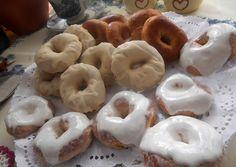 Mis Recetas de Cocina: Rosquillas de San Isidro. ( listas y tontas ).