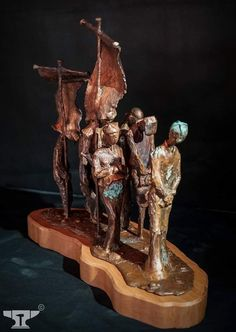 Die Prozession Martin Wilberger Sculptures, Table Lamp, Home Decor, Crafting, Table Lamps, Decoration Home, Room Decor, Home Interior Design, Lamp Table