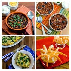 South Beach Diet Phase One Low-Glycemic Recipes Round-Up for December 2013, and Happy New Year Everyone!   Kalyn's Kitchen®