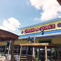 Florida waterfront restaurants: 8. Caribbean Jack's, Daytona Beach