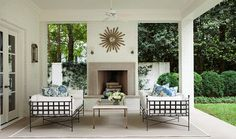 The Hamptons style is always timeless and beautiful