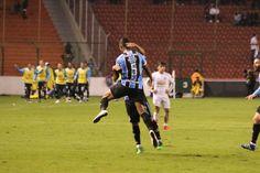 LDU x Grêmio - Taça Libertadores 2016 - Ao vivo - globoesporte.com
