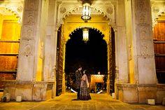 Dhruv and Mahima | Jagmandir Island Palace, Udaipur | Destination Wedding in India | WeddingSutra.com