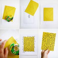 Printable Super Cute Envelopes