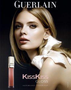 Guerlain Makeup Ad Campaign 2007