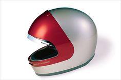 Helmet - Design by F.A. Porsche