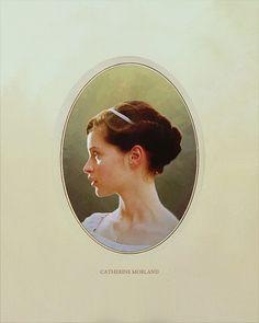 Austen Heroines: Catherine Morland (Northanger Abbey 2007)