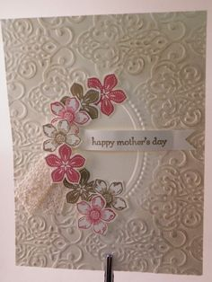 The Stamp Therapists: Stampin' Up!'s Petite Petals