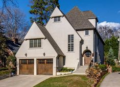 Charming English Tudor inspired home. Perched on a hill and includes marble countertops, wood flooring, covered patio, dual shower heads in master bath, vaulted ceilings, wine cooler, 10' ceilings, upgraded fixtures and much more. Gourmet kitchen includes an island and upgraded appliance package. Learn more... http://www.hendersonhomescharlotte.com/search?cityid=5877&city=Charlotte&propertytype=SFR,CND&beds=3&baths=2&minprice=450000&maxprice=900000