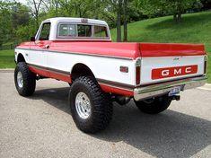 1971 GMC 4x4