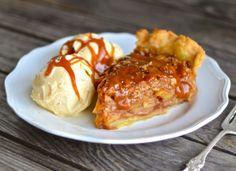Caramel Apple Pie | Recipe Index | Yammie's Noshery