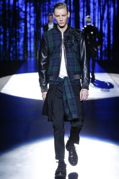 Dsquared2 Does Hybrid for Its 2016 Fall/Winter Collection
