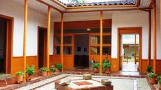 ¡¡¡CASA PAISA!!! Villas, Patio Central, Santa Fe, Glamping, Architecture Design, Pergola, Outdoor Structures, Home Decor, Spanish
