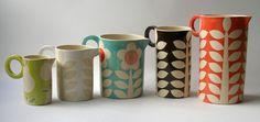 ken eardley:round jugs