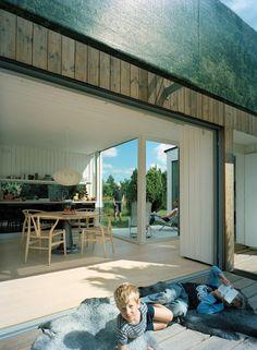 Juniper House by Murman Arkitekter.