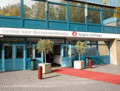 Mijn eerste MBO school