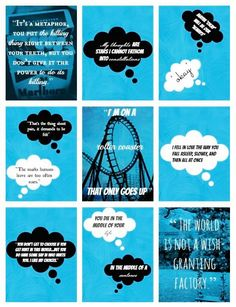 The Fault In Our Stars Tumblr Art