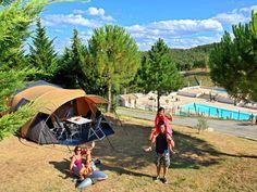 Yelloh! Village Domaine d'Arnauteille - Plus d'infos : http://www.yellohvillage.fr/camping/domaine_d_arnauteille/nos_emplacements_de_camping