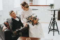 Boheemit talvihäät – stailattu hääkuvaus Epaalan Anselmilla Wedding Dresses, Fashion, Bride Dresses, Moda, Bridal Gowns, Fashion Styles, Wedding Dressses, Bridal Dresses