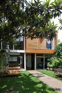 Casa de Vila: um lugar para morar, trabalhar e receber os amigos - Casa Bellissimo