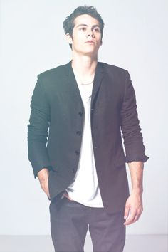 Dylan O'Brien :) Love him in Teen Wolf!