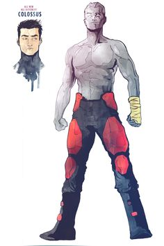 All New All Different X-Men - Colossus