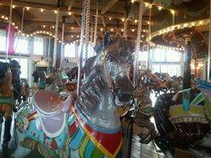 Nantasket Beach, Hull Ma  Carousel