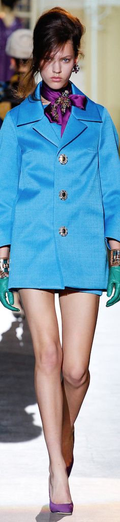 LOOKandLOVEwithLOLO: FALL 2014 Ready-To-Wear featuring Dsquared²