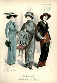 Uit Februari 1913