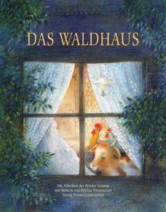 Das Waldhaus: Ein Märchen der Brüder Grimm von Jacob Grimm http://www.amazon.de/dp/3772515665/ref=cm_sw_r_pi_dp_rIKEub0QTGENS