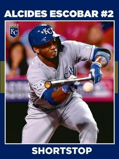 Age: 27 Nickname: Esky Wife and kids: Francys; two children Birthplace: La Sabana, Venezuela Twitter: @alcidesescobar2 Baseball family: First cousin Kelvim Escobar pitched for the Toronto Blue Jays and Los Angeles Angels.
