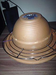 Anleitung Bauanleitung Teelichtofen