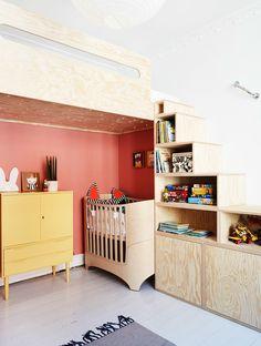 Unique Storage Solutions For Kids Rooms - Chalk Kids