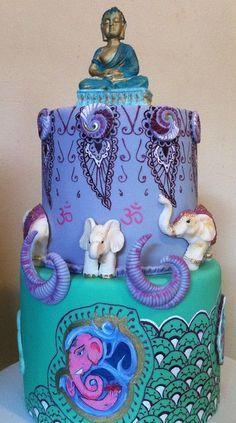 Crazy Cakes, Fancy Cakes, Mini Cakes, Indian Cake, Indian Wedding Cakes, Cupcakes, Cupcake Cakes, Gorgeous Cakes, Amazing Cakes