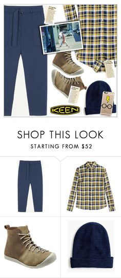 """So Fresh and So Keen: Contest Entry"" by meyli-meyli ❤ liked on Polyvore featuring Max&Co., Stella Jean, Keen Footwear, J.Crew, Casetify and keen"