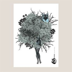 The sparkling winter is a lovely poster designed by Lisa Bengtsson! A beautiful design that fits in every room. Combine with the other seasons of the series.