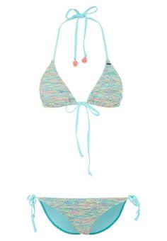 O'Neill CROCHET - Bikini - pink aop - Zalando.nl