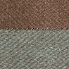 ANICHINI Fabrics | Janus Chestnut 18 Residential Fabric - a brown double faced linen fabric