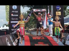 How The Race Was Won: IRONMAN 70.3 THAILAND 2016 - MEN