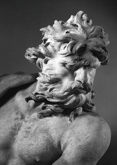 I have always loved both Bernini's art and Greek/Roman mythology --- so why not celebrate that with Bernini's sculpture of Neptune?