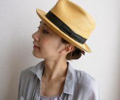 【2015春夏】ミディアム向け!麦わら帽子の簡単ヘアアレンジ - curet [キュレット] まとめ