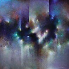 Deep Emotions, Cody Hooper, acrylic, $7500. #acrylicart #contemporaryart #abstractart