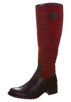 Høje støvler/ Støvler - rød