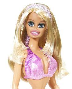 Botox Barbie Bah ha ha
