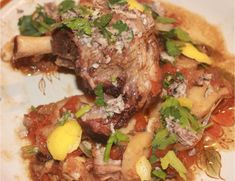 recipe shank fresh osso buco pork hock osso buco pork hock pork shank fresh recipeYou can find Pork hock recipes and more on our website Pork Shank Recipe Slow Cooker, Pork Shanks Recipe, Slow Cooker Recipes, Crockpot Recipes, Cooking Recipes, European Dishes, Italian Dishes, Pork Hock, Fresh Recipe