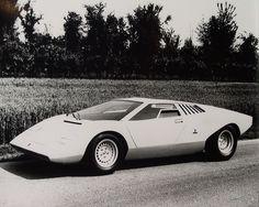 Prototipo Lamborghini Countach  LamborghiniCountach prototype