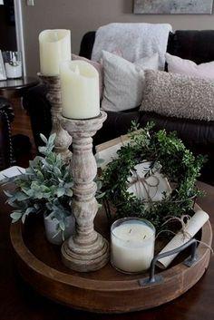 +28 Secrets To Home Decor Ideas Living Room Rustic Farmhouse Style 74 - freehomeideas.com #LivingRoomDecorIdeas