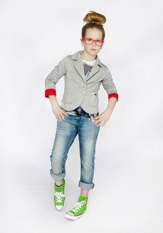 """Yes, I go to school...of course!....(??)...""   ... #kids #fashion #bambini www.morseandnobel.com"