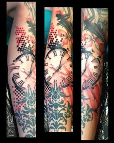 By Justin Nordine Tattoos