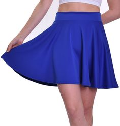 "Royal Skater Skirt (18.5"" Length)"
